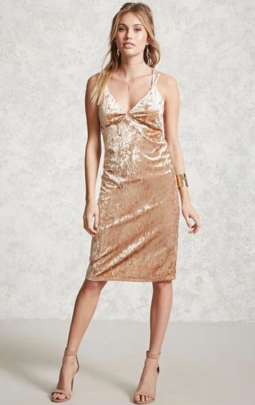 Vestido Mujer Forever 21 Art 312