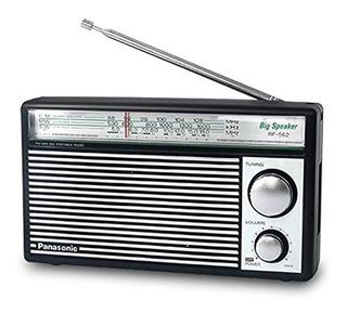 Radio Panasonic R 562d Am Fm Onda Corta Retro A Pila Batería