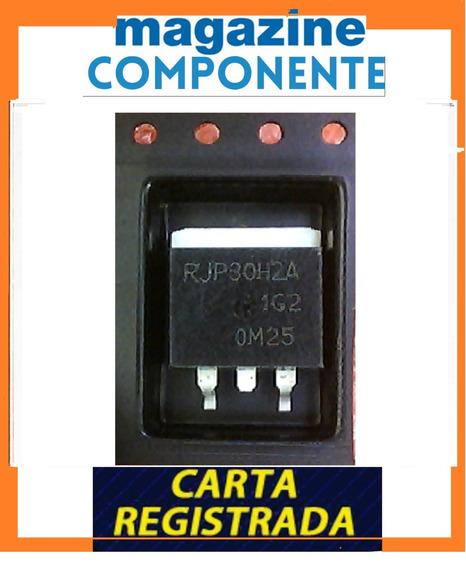 Kit - 10x Rjp30h2a - Rjp30h2 - To263 - Novo E Original