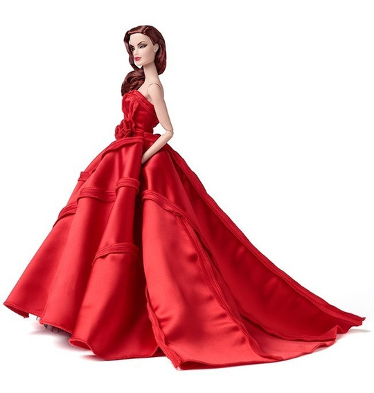 Velvet Rouge Véronique Perrin Fashion Royalty Integrity Toys