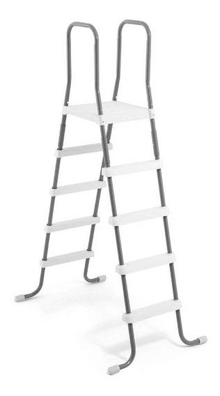 Escalera De 4 Peldaños Para Alberca De 1.32 M 28067 Intex