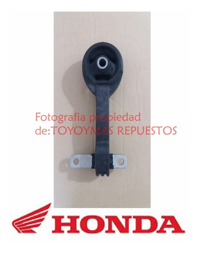 Base De Motor Superior (hueso) Honda Civic Emotion 06/11