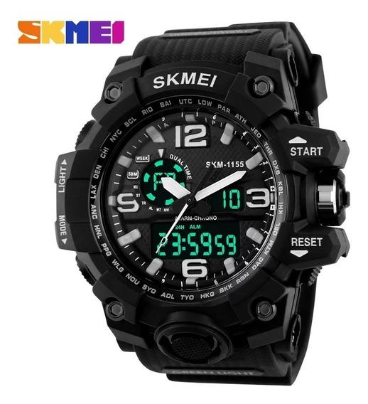 Relógio Skmei 1155 Esportivo Original À Prova D