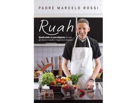 Livro Ruah - Padre Marcelo Rossi (emagreça Saudavelmente)