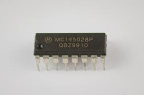 Circuito Integrado Mc145028 (10 Peças)