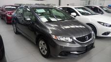 Honda Civic 2013 4p Lx Sedan Aut.