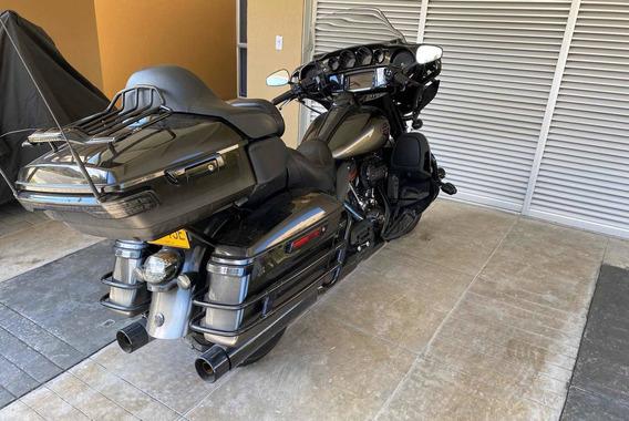 Harley Davidson Cvo Limited 117 Ci