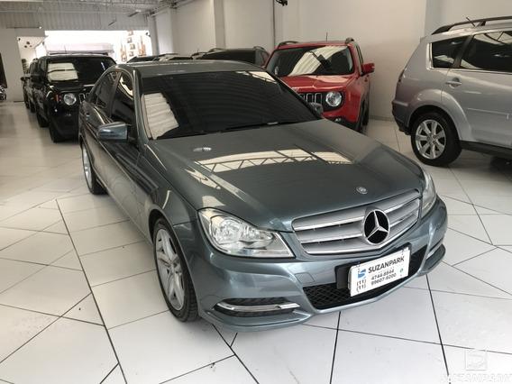 Mercedes C 180 Cgi Classic 2012
