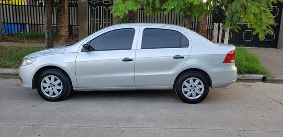 Volkswagen Voyage 1.6l 2012