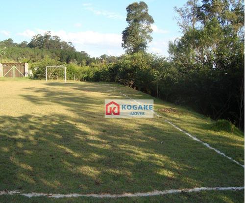 Chácara À Venda, 2000 M² Por R$ 600.000,00 - Jardim Torrão De Ouro - São José Dos Campos/sp - Ch0099