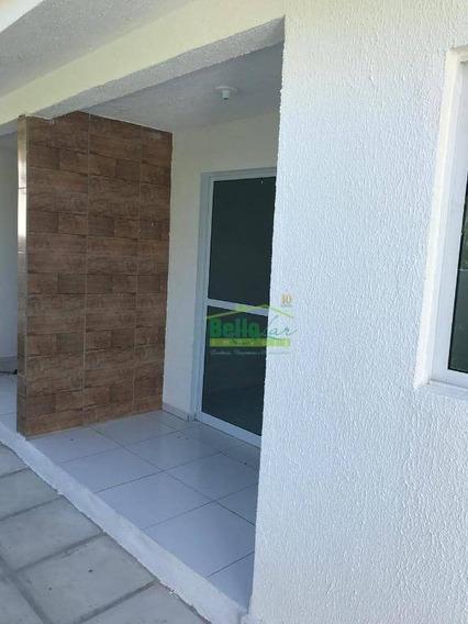 Casa Com 2 Dormitórios À Venda, 45 M² Por R$ 128.000,00 - Nossa Senhora Do Ó - Paulista/pe - Ca0522
