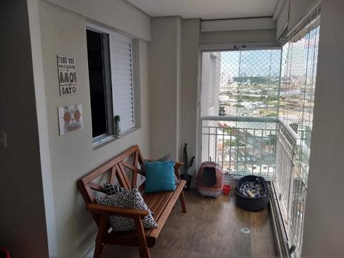 Imagem 1 de 30 de Apartamento À Venda, 86 M² Por R$ 750.000,00 - Mooca (zona Leste) - São Paulo/sp - Ap4796