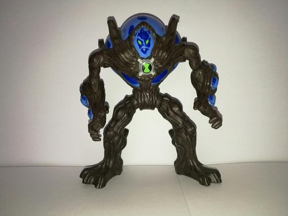 Figura Ben 10 Fuego Pantanoso Supremo Alien