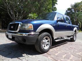 Ford Ranger 2005 Xlt Doble Cabina 4 Cyl Ranger 4 Cyl Ranger