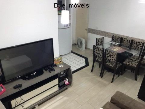 Ótimo Apartamento No Vila Das Praças - Ap00452 - 34401697