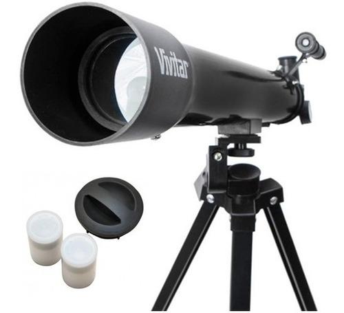 Telescópio Completo Ampliação 75x / 150x Vivtel150x Vivitar