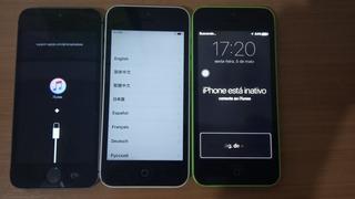 Lote De Celulares iPhone E Tablet