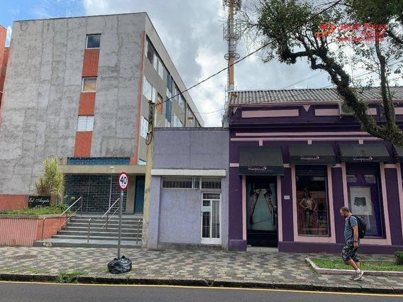 Loja Para Alugar, 20 M² Por R$ 1.000,00/mês - Centro - Curitiba/pr - Lo0132
