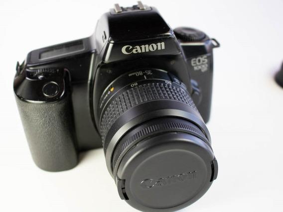 Câmera Fotográfica Analógica Canon Eos 1000 Qd