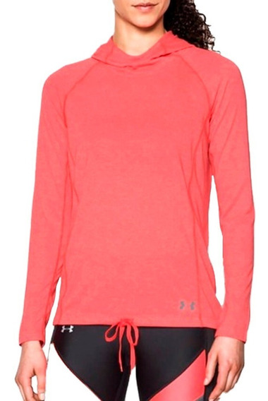 Sudadera Atletica Threadborne Mujer Under Armour Ua2796