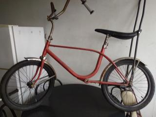 Bicicleta Asiento Banana Bettina