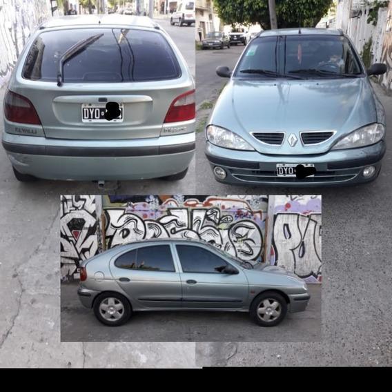 Renault Mégane Rt Bic Face 2