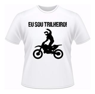 Camisa Personalizada Com Frases De Trilheiros No Mercado