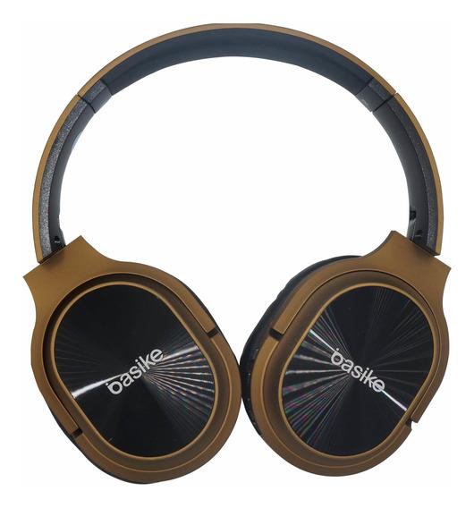 Fone De Ouvido Bluetooth Basike Fon0017 Microfone Micro Sd