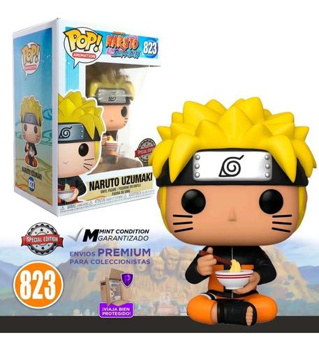 Imagen 1 de 8 de Funko Pop Naruto Shippuden #823 Ramen Especial Original