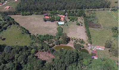 Chácara Rural À Venda, Éden, Sorocaba. - Ch0001