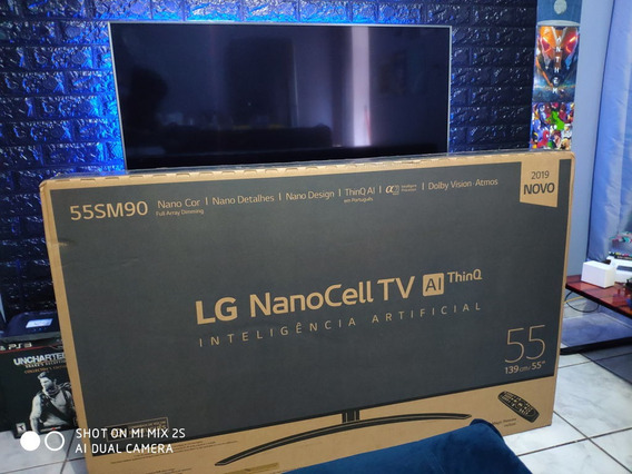 Tv Nanocel 4k 55 Polegadas