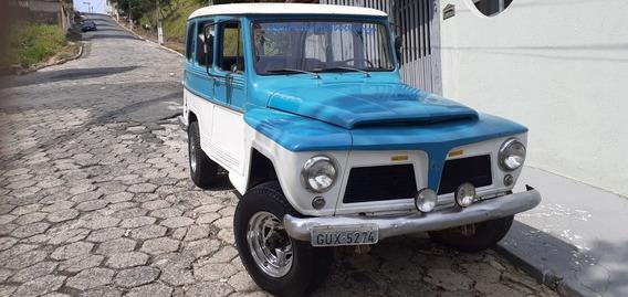 Ford Rural 4x4 , Original