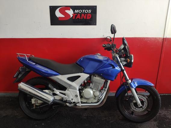 Honda Cbx 250 Twister 250 2004 Azul