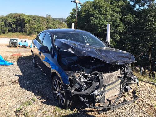 Volvo S60 2.0 T5 Momen  2016 - Sucata Para Venda De Peças