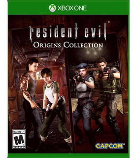Resident Evil Origins Collection Xbox One Nuevo