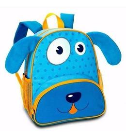 Mochila Infantil Animais Original Clio Pets Frete - Cachorro