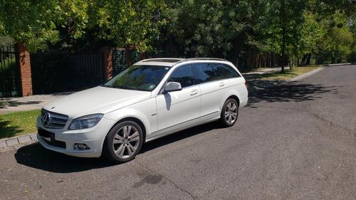 Mercedes-benz C 200 K T Avantgarde