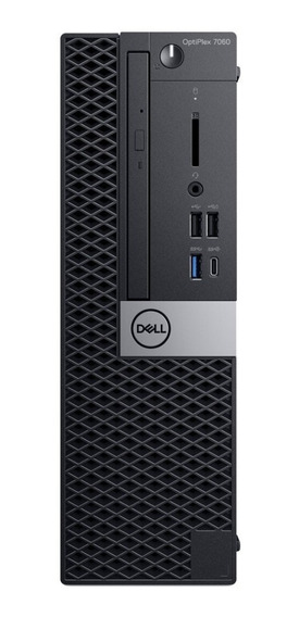 Dell Desktop Optiplex 7060 Sff Intel Core I5 8500 6c 3.0ghz
