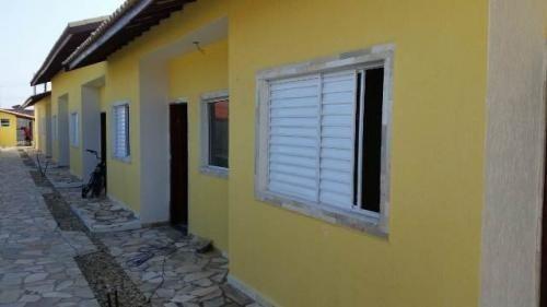 Casa Em Condomínio Ficando 800m Do Mar Com 49m² 5342