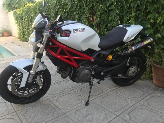 Ducati Moster 796 Con Akrapovic