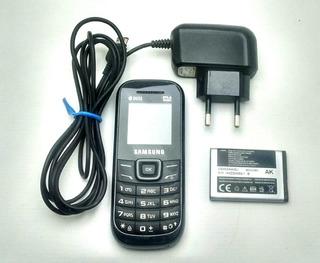 Celular Usado Samsug Gt-e1207 Com Entrada P/antena Rural