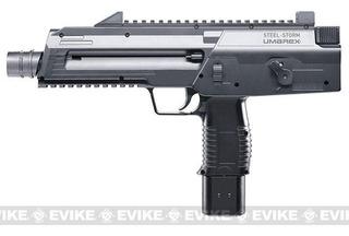 Umarex Steel Storm Airgun 4.5mm Co2 Full Auto