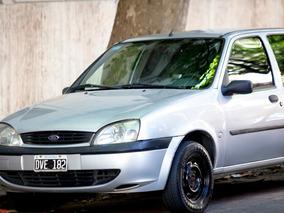 Ford Fiesta 1.6 Lx Aa