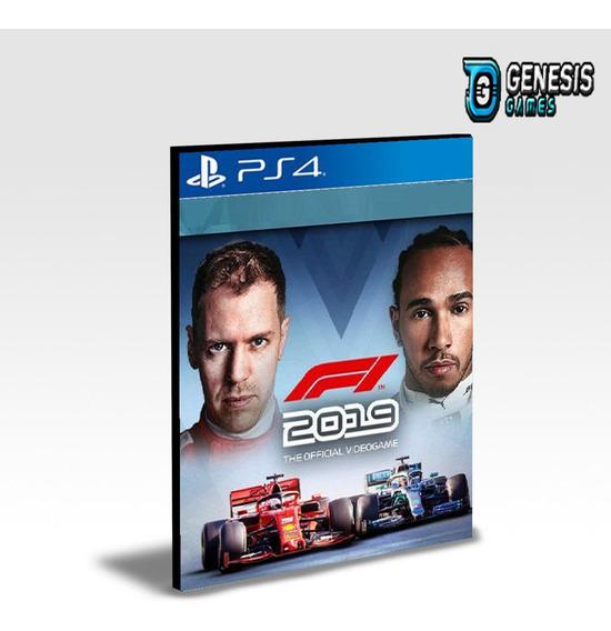 F1 2019 Ps4 Português Envio Agora