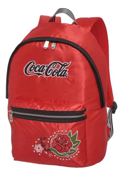 Mochila Costas Grande Coca Cola Vintage Rose - 71187
