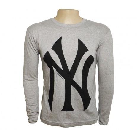 Camisa Manga Longa New York.