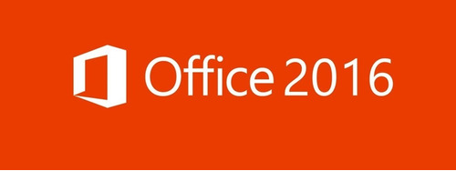 Pacote Office 2016