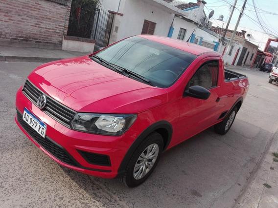 Volkswagen Saveiro 1.6 Trendline 2019