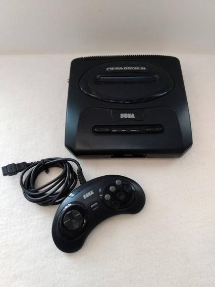 Console Mega Drive 3 Sega Tec Toy*** ( Leia A Descrição)