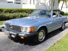 Mercedes Benz Pagoda Sl 380 - 2 Techos - Consultar Precio